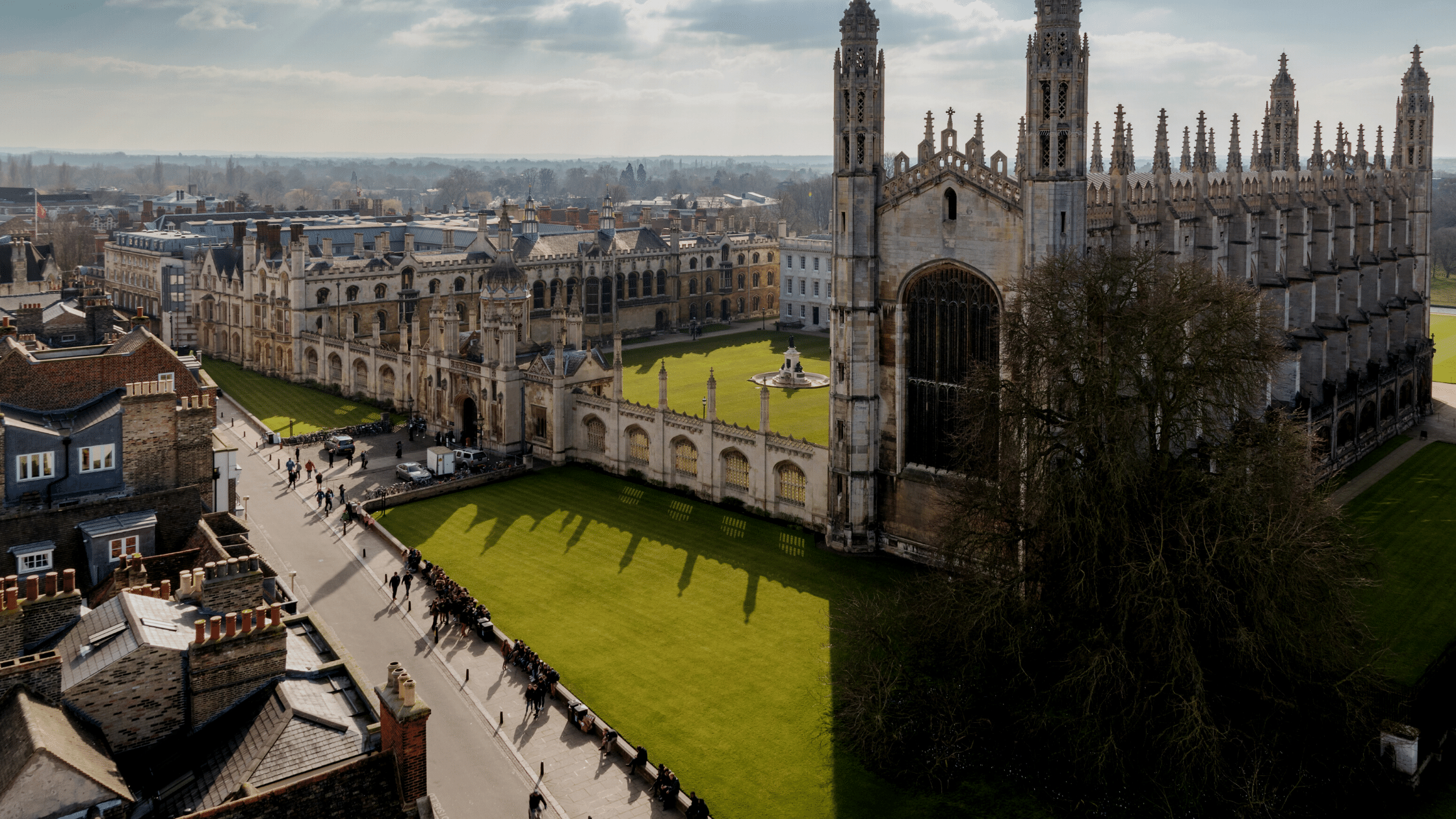 We are moving to another office in Cambridge!